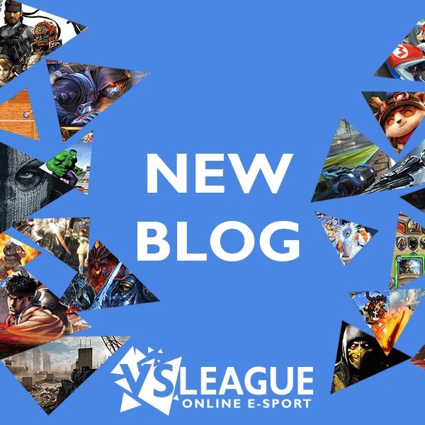 Sortie du blog VSLeague !