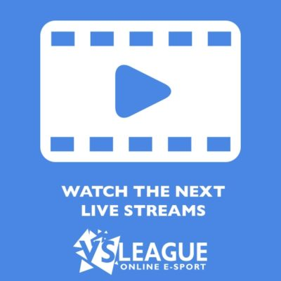 VSLeague - Watch the next streams