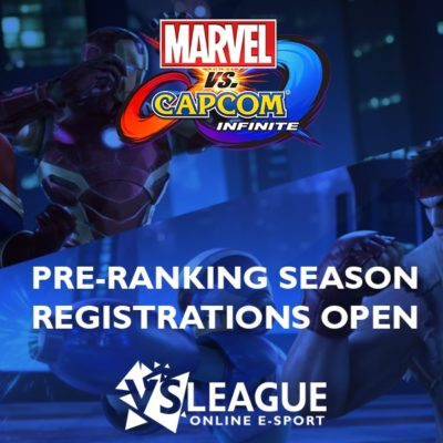 VSLeague - First Marvel VS Capcom Infinite online league