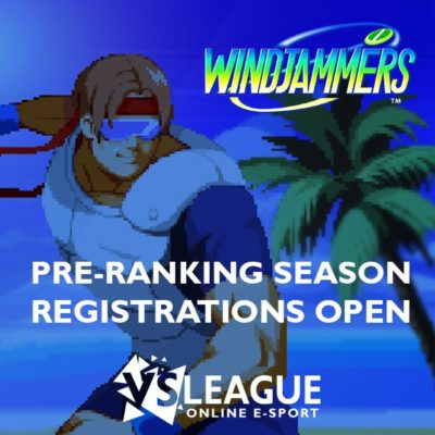 VSLeague - First Winjammers online league