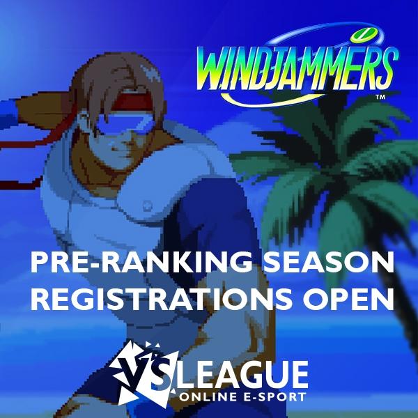 Premier championnat Windjammers