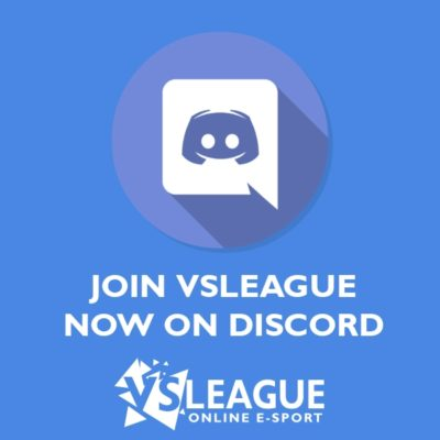 VSLeague - Join Discord Channel