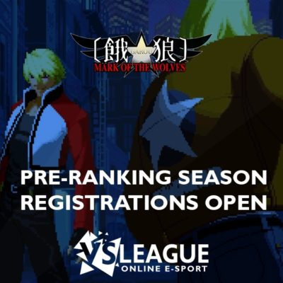 VSLeague - First Garou : Mark of the Wolves online league