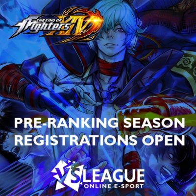 VSLeague - First King of Fighters 14 online league