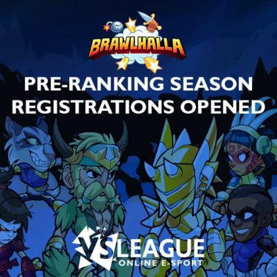 VSLeague - First Brawlhalla online league