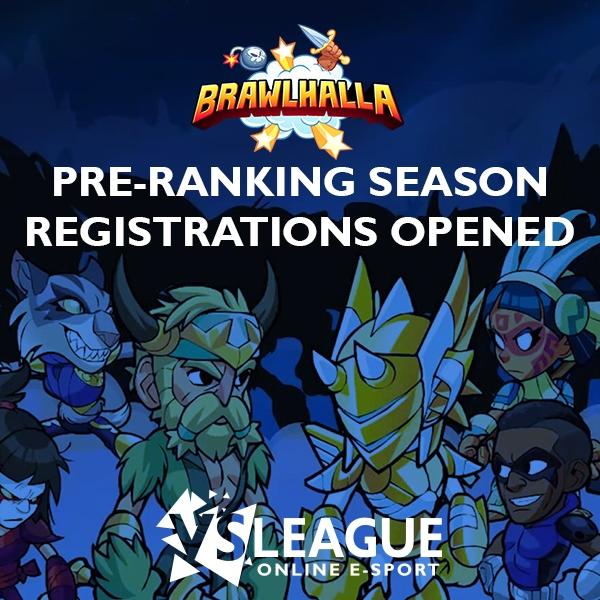 Premier championnat Brawlhalla !