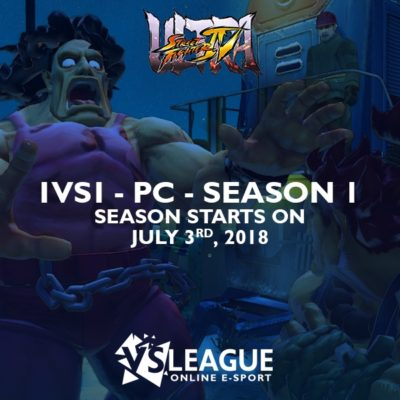VSLeague - Online e-sport - Ultra Street Fighter 4 : Season 1 departure