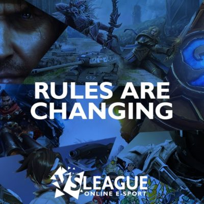 VSLeague - Rules update