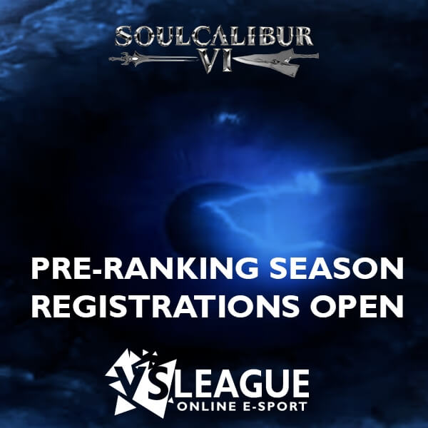 First SoulCalibur 6 online league!