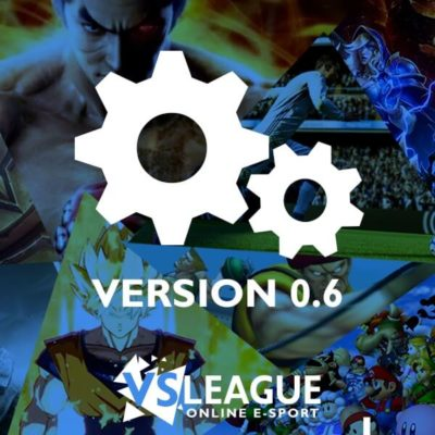 VSLeague - Version 0.6 Changelog