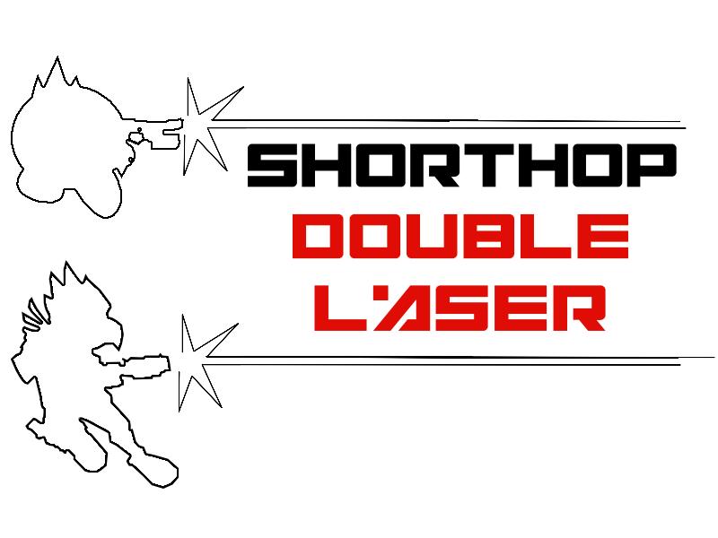 Shorthop double laser Team - VSLeague Online eSport