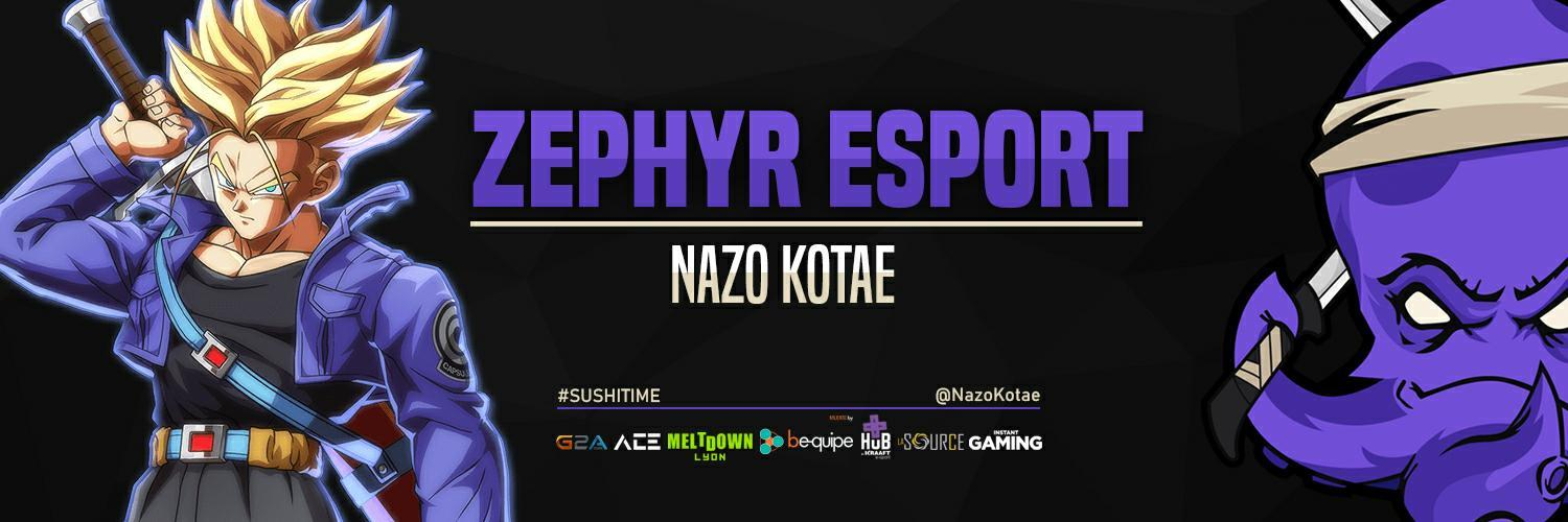 Nazo Kotae - VSLeague Online eSport